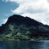 Moen Island, Truk Atoll. Sept. 1950