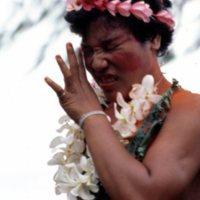 Susana Anneilug. Satawal Island.
