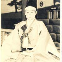 Kaizawa 1-009: Kabuki actor - Nakamura, Baigyoku III,…