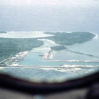 View of Pelillu [Beliliou; Peleliu] Is., enroute Angaur…
