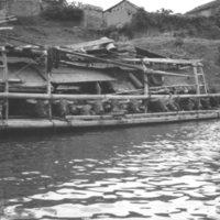 776. Fu River : cattle boat